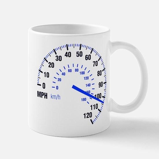 Racing - Speeding - MPH Mugs