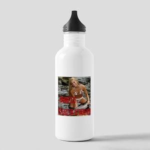 RodandRifleUS Bikini Fishing Water Bottle