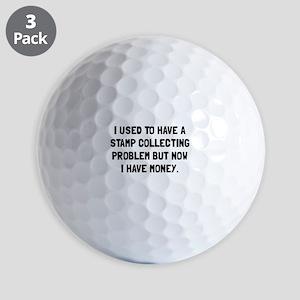Money Stamp Collecting Problem Golf Ball