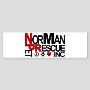 NPR Logo Bumper Sticker
