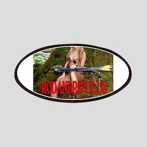 RodandRifle.US Archery Babe 2 Patches