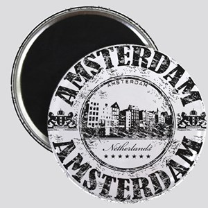 Amsterdam Seal Magnet