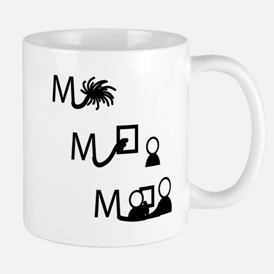 Motivate, Model, Move Out of the Way Mugs