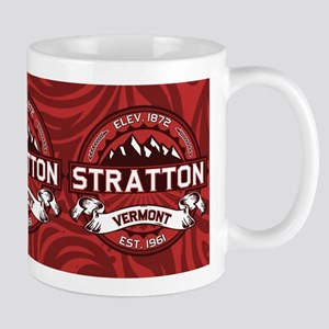 Stratton Red Mug