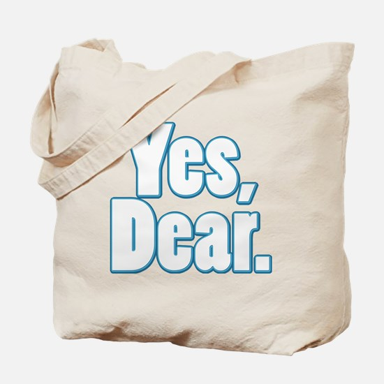 Yes, Dear Tote Bag
