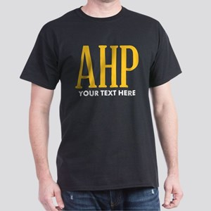 Alpha Eta Rho Personalized Dark T-Shirt
