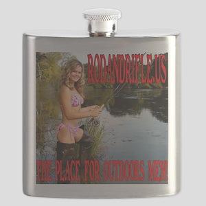 RodandRifleUS Beauty Fly Fishing Flask