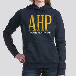 Alpha Eta Rho Personaliz Women's Hooded Sweatshirt