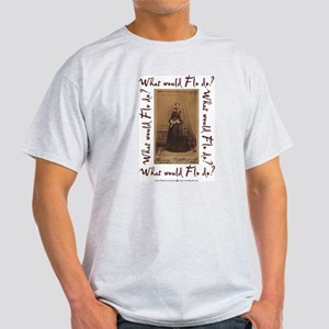 What would Flo Do? Light T-Shirt