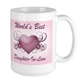 Daughter in law Large Mugs (15 oz)