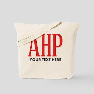 Alpha Eta Rho Personalized Tote Bag