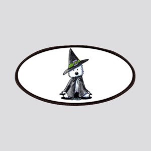 Witchy Westie Patches