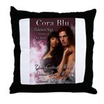 Blaakemore paperback copy Throw Pillow