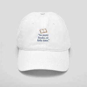 So many books - Cap