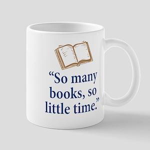 So many books - Mug