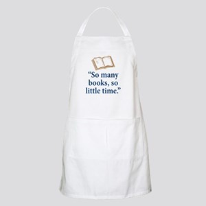 So many books - Apron