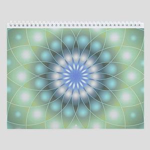 Wall Calendar Mandala 3