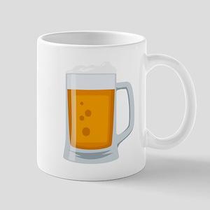 Beer Mug Emoji 11 oz Ceramic Mug