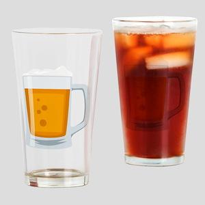 Beer Mug Emoji Drinking Glass