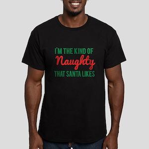 Im the Kind of Naughty Santa Likes T-Shirt