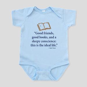 Good Friends, Good Books - Infant Bodysuit