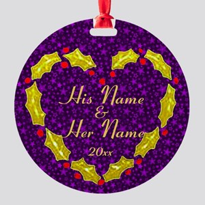Personalize It, Christmas Ornament