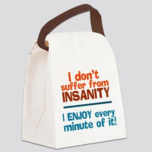 I dont Suffer Canvas Lunch Bag