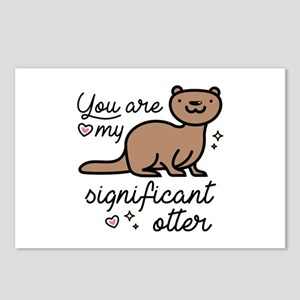 You Are My Significant Otter Postcards (Package of