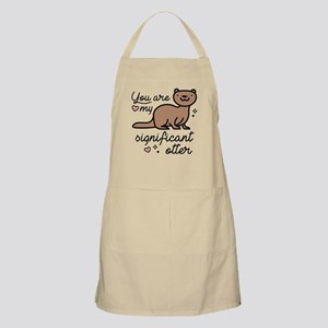 You Are My Significant Otter Apron