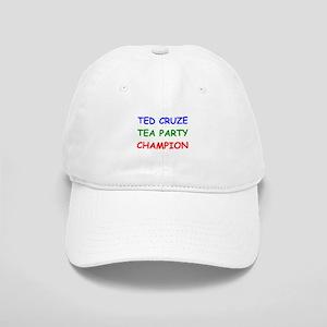Ted Cruze Tea Party Champion Baseball Cap