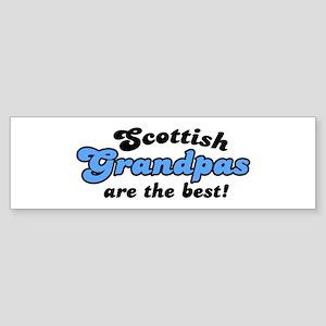 Scottish Grandpas are the Best Bumper Sticker