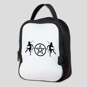 Pan Pentacle Neoprene Lunch Bag
