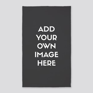 Add Your Own Image Area Rug