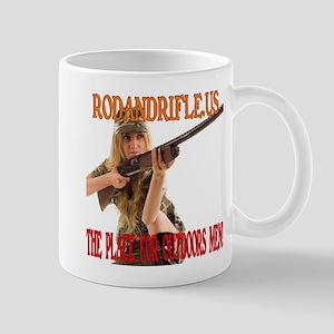 RodandRifleUS Camo Beauty Mugs