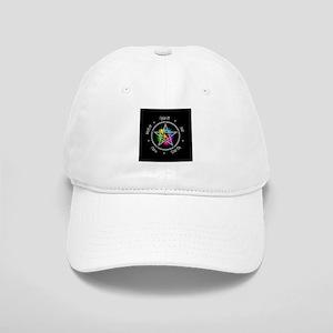 Pagan Wiccan Elemental pentagram Cap