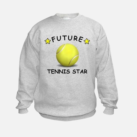 Future Tennis Star Sweatshirt