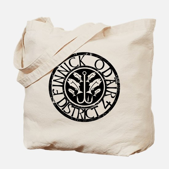 Finnick District 4 Tote Bag