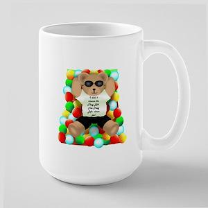 Thug Life Bear Mugs