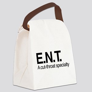 ENT A Cut-Throat Specialty Canvas Lunch Bag