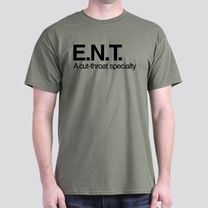 ENT A Cut-Throat Specialty Dark T-Shirt