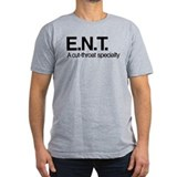 Ent Fitted Dark T-Shirts