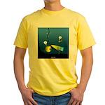 Deep Sea Sign Yellow T-Shirt