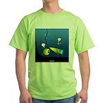 Deep Sea Sign Green T-Shirt