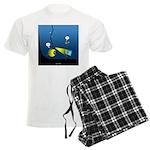 Deep Sea Sign Men's Light Pajamas