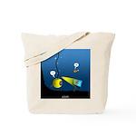 Deep Sea Sign Tote Bag