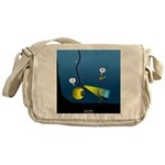 Deep Sea Sign Messenger Bag