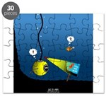 Deep Sea Sign Puzzle