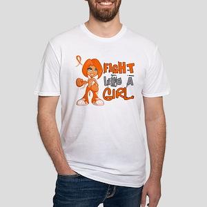 Licensed Fight Like a Girl 42.8 RSD T-Shirt