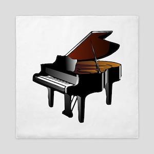 Grand Piano Queen Duvet