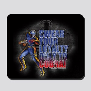 Cobra Commander Mousepad